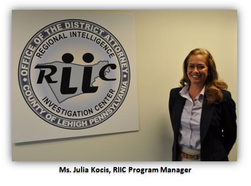 Julia Kocis Lehigh Valley RIIC Program Manager