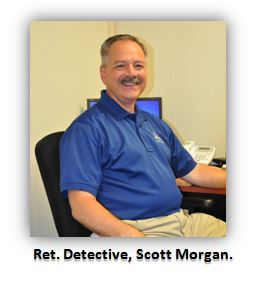 Scott Morgan Office of Emergency Managment