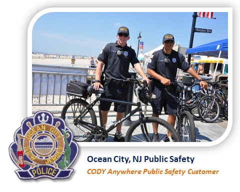 CODY Public Safety Software Solutions